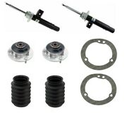 Front Strut Assies And Mounts Gaskets Boot Bilstein Kit For Bmw E90 3-series Sedan