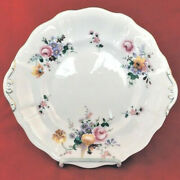Royal Crown Derby Derby Posies Cake Plate 9.75 Xliv 1981 New Never Used England