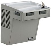 New Elkay Wall Mount Ada Water Cooler-stainless Steel-115v-60hz-5 Amps-emabf8s