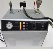 Stainless Steel 12l Liquid Systom Jewelry Steam Cleaning Machine Steam Cleane Nv