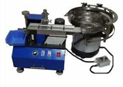 Automatic Bulk Capacitor Cutting Machine With Feed Tray New Mr