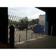 New Illinois Engineered Products Double Folding Gate 22and039w To 24and039w And 6and0396h