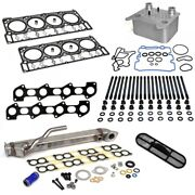 03-07 Ford 6.0l Diesel Xdp Solution With Black Diamond Head Gaskets 20mm.
