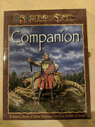 Riddle Of Steel Companion By Driftwood Publishing Dfw 1003
