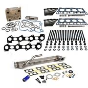 03-07 Ford 6.0l Diesel Xdp Solution With Ford Factory Head Gaskets 18mm.