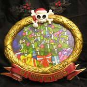 Nightmare Before Christmas Stained Glass Plaque 3