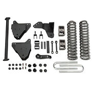 05-07 Ford F250/350 4wd 4wd 5'' Lift Kit With Radius Arm Bracket Tuff Country.