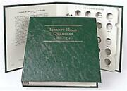 Littleton Album For Us Barber Silver Quarters 1892 1916 New Lca26 Free Shipping