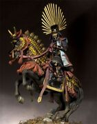 General Hideyoshi Toyotomi Tin Painted Toy Soldier Miniature Pre-sale   Museum
