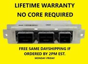 09-12 Ford / Lincoln Ecm Aa8a-12a650-be Lifetime Warranty 20 Core Refund