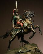 French Hussar General Antoine Lasalle Painted Toy Soldier Pre-sale | Museum