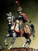 Captain Of Hussars Tin Painted Toy Soldier Pre-sale | Museum