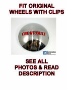 1 Chevrolet 1/2t Truck Hubcap Stainless 1947 1948 1949 1950 1951 1952 1953