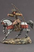 Tin Toy Soldiers Elite Painted 90 Mm Samurai With Onions