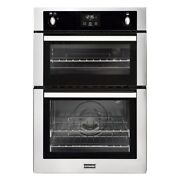 Stoves Bi900g Built In 60cm Wide Gas Double Oven Stainless Steel Tower Unit New