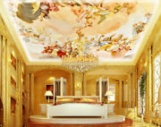3d Paintings Vintage 9 Wall Paper Wall Print Decal Wall Deco Aj Wallpaper Summer