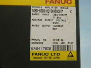 Fanuc Spindle Amp A06b-6088-h215 H500 W/ 6m War And 400 Core Refund Available
