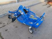 Fleming Fm150 1.5 Meter Finishing Mower 15+hp Required Tractor Farm Field Grass