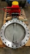 Control Southern Top Worx 26 Butterfly Valve Carbon Steel New Surplus