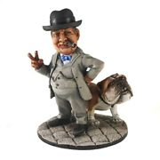 Sir Winston Churchill Painted Toy Soldier Pre-sale   Collectible