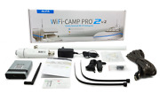Alfa Wifi Camp Pro 2 V2 Long Range Wifi Repeater Kit R36a +antenna Campground Rv