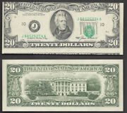 20 1985=faulty Alignment=error=2 Notes On The Front=crisp Uncirculated