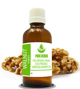 Walnut 100 Pure And Natural Undilluted Uncut Coula Edulis Carrier Oil