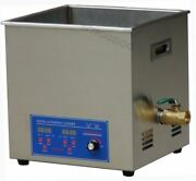 20l Ultrasonic Cleaner 333020 240w High Frequency 80khz For Med Lab Al