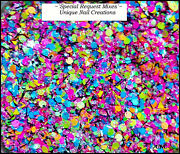 Made To Order Glitter Listing Nail Artunique Nail Creationsspecial Request
