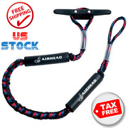 4-5.5ft Airhead Bungee Cord Rope Dock Lines Stretches Absorbs Shock Boat Docking