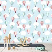 3d Red Balloon 737 Wall Paper Print Wall Decal Deco Indoor Wall Murals Us Summer
