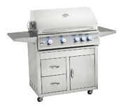 Summerset Sizzler Pro 32 Inch Natural Grill On Cart Model