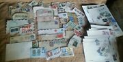 Vintage Old Stamp Collections, Lots