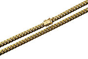 Authentic 10k Solid Yellow Gold 6mm Miami Cuban Link Chain Necklace Sz 20-30