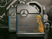 10 L Genuine Mercedes-benz 5w40 Fully Synthetic Petrol Engine Oil 229.5 Z10ppac
