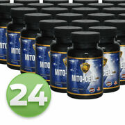 Mito-cell H2 60 Tablets Youngevity Dr. Wallach 24 Pack