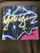Younger - Fyc Promotional Hardback Book - Hilary Duff + Dvd