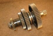 1st 2nd 3rd 4th Transmission Gear Assembly   Ford 555b Backhoe