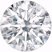 Hearts And Arrows Round Forever One Charles And Colvard Loose Moissanite Stone