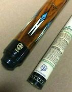 Mcdermott M29b Bridgeport Pool Cue With I-3 Shaft Free Case And Free Shipping