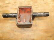 Case 220 Garden Tractor-hydro Transmission Case-used
