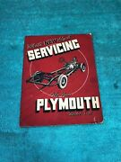 Whatand039s New About Servicing The New Plymouth Model P-15 Manual Book 618