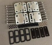 Front Door Hinge Kit For Defender And Series Td5 Style Heavy-duty Hinges Da1070w
