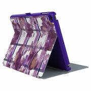 Speck Stylefolio Ipad Air 2 Porcelain Floral Plaid Orchid Case Pack Of 15