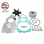 New Outboard Water Pump Repair Kit For Yamaha 6aw-w0078-00-00 300/350hp V8 5.3l