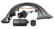 Ice Ignition 7 Amp 2 Step Kit With 2 Rev Limiters - Sb Chev, Steel Roller Cam
