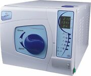 23l Dental Medical Autoclave Steam Sterilizer Bench Table Top Style Ce
