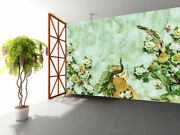 3d Carving Peacock 87 Wallpaper Mural Wall Print Wall Wallpaper Murals Us Carly