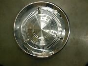 1960 Chrysler Imperial Hubcap Wheel Cover Factory Hub Cap With Spinner 1960chr