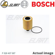 High Quality High Quality Oil Filter For